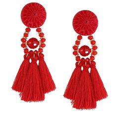 wishlist,tassel earrings, blogger