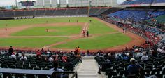@Sultanes de Monterrey  3-2 Veracruz Pretemporada (20 de Marzo) Foto: Jorge López