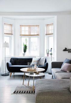 Grå sofaer fra Sofakompagniet