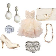 White Bling.. birthday idea