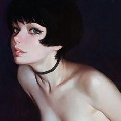 15 lolitas que Kushinov ilustró para ponerte nervioso - Diviértete - Espacio360