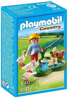 Playmobil - Patos y gansos (61410): Amazon.es: Juguetes y juegos