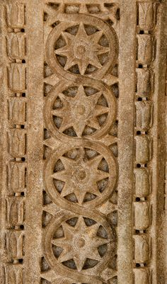 Detail - carving at Jain temple Ranakpur