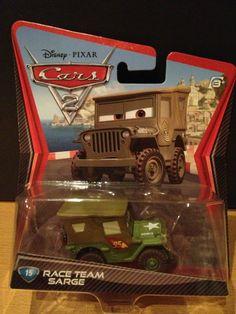 Disney Pixar Cars 1:55