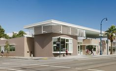 Ingleside Branch Library by Fougeron Architecture