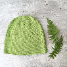 Knit hat Summer Hat Summer Knit Hat Knit Beanie by woolpleasure