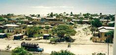 Living & traveling in Somaliland - Hargeisa street scenery (2002)