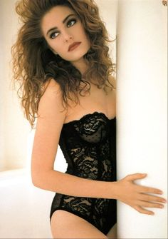 Mädchen Amick. Look at that hair. Poof!