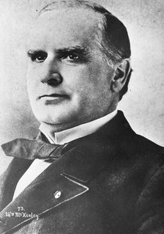 Two-Term President William McKinley