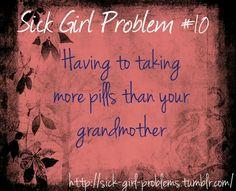Sick Girls Problems #10