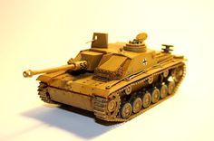 FLUTE-MODELS & ART: Sturmgeschütz III Ausf.G (Sd.Kfz.142/1) Esc.1:48 ...