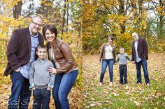 Adorable family photos with gorgeous fall colors - Cranbrook - Kate Saler Photography