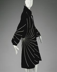 Jeanne Lanvin coat ca. 1927 via The Costume Institute of the Metropolitan Museum of Art