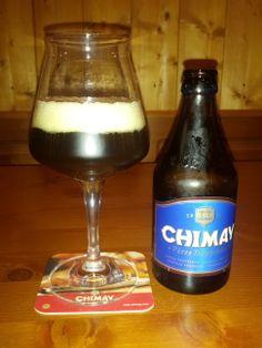 Birra Chimay Blu Trappist