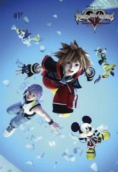 D-2000-610 Tenyo Disney Japan Jigsaw Puzzles Kingdom Hearts Mickey