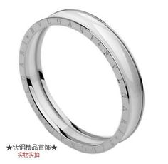 Anish Kapoor B.ZERO1 Bangle In Steel With White Ceramic Model: BVG5229 Shipping Weight: 120g Units in Stock: 1000 Manufactured by: Bvlgari Jewelry