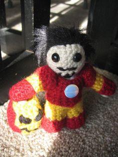 Iron Man - Sans Helmet by ~Atruyis on deviantART