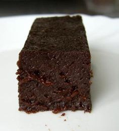 Gateau chocolat sans cuisson mercotte