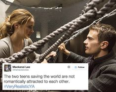 24 highly realistic plots for young adult novels.
