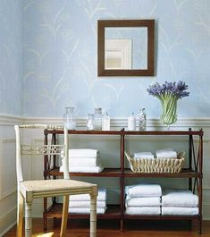 French-Inspired Bathroom