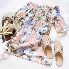 Tropics Dress   #saboskirt