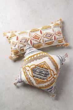 Anthropologie Pushkar Pillow #anthrofave