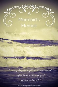This memoir stirs up some good memories of childhood beach trips! More more short stories check out myaspiringsoulfullife.com.