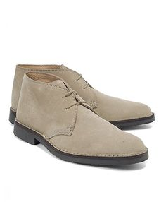 Wanted.    Peal & Co.® Chukka Field Boots - Brooks Brothers.