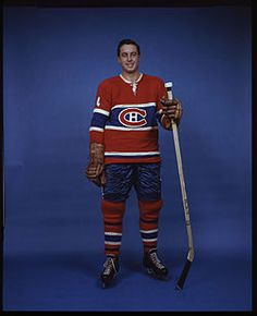 Jean Béliveau - Montreal Canadiens - Wikipedia, the free encyclopedia Montreal Canadiens, Mtl Canadiens, Men's Hockey, Hockey Players, Awsome Pictures, New Pictures, Hockey Boards, Los Angeles Kings, August 31