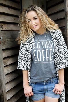 But first #COFFEE TEE