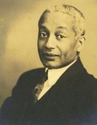 Alain Locke (September 13, 1885 - June 9, 1954) was the first African American Rhodes Scholar after graduating from Harvard in 1908 as a member of Phi Beta Kappa with a degree in philosophy, He taught at Howard  to 1953, retiring as philosophy department chair. His philosophical interests were focused on values, cultural pluralism, and race relations. He influenced the New Negro Movement and the Harlem Renaissance, promoting black art and culture.