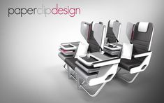 Paperclip Design- Checkerboard Convertible Seating System