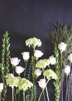 how to create a simple arrangement //