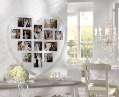 Collagen eignen sich hervorragend als Hochzeitserinnerung...