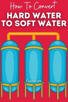 Learn how to convert hard water to soft water at home, how to spot signs of hard water build-up, hard water effects on laundry, washing machine, shower, hair, skin. Learn about hard water solutions, hard water treatment and hard water remover with hard water filters #hardwater #waterfilter #watertreatment Hard Water Filter, Water Filters, Women's Health, Health And Wellness, Healthy Habbits, Shower Filter, Water Solutions, Water Treatment, Work From Home Moms