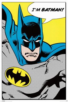 Hot Batman Hot DC Superhero Comic Collage Movie New Art Poster 12x18 24x36 T-68