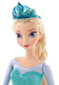 Mattel Disney Frozen Sparkle Princess Elsa - See more at: http://toyca.florentta.com/toys-games/dolls-accessories/dolls/mattel-disney-frozen-sparkle-princess-elsa-ca/