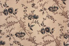 Antique French c1850 curtain drape 18th century design STUNNING aged timeworn