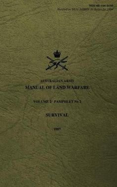 The penguin dictionary of symbols download read online pdf ebook australian army manual of land warfare volume 2 pamphlet no 2 survival 1987 fandeluxe Choice Image