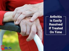 Old age often comes with imperative #Arthritis. Fight back at the earliest with #ILSHospitals.