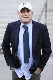 69 year old Ronald Perelman has an assortment of investments, including stakes in cosmetic giant Revlon, production house Deluxe Entertainment, lottery outfit Scientific Games and Humvee maker AM General; net worth 12 billion.