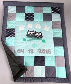 meeresfreunde krabbeldecke babydecke krabbeldecke babydecken und dawanda. Black Bedroom Furniture Sets. Home Design Ideas