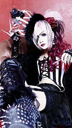 Koichi- Mejibray  A queen, all day erryday
