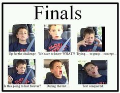 midterms and finals... hahahaha!