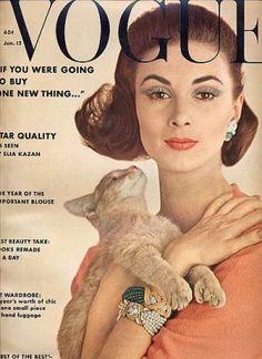Blake vintage fashion magazine covers