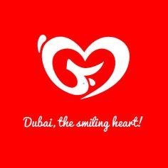Dubai, The Smiling Heart