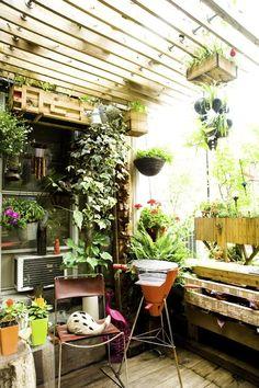 Varandas pequenas: soluções práticas de decoração (Foto: Divulgação)