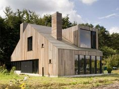 The Plankenhuis in Bosschenhoofd by Onix Architects