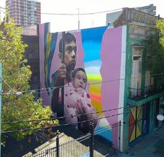 Eversiempre for Colors BA in Buenos Aires, Argentina, 2017
