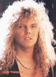 Joey Tempest, Pop Rock Bands, Pop Rocks, Crushes, Dreadlocks, Europe, Hair Styles, Beauty, Magazines